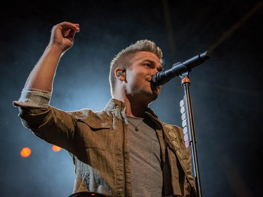Country musician Hunter Hayes, who will perform Saturday, Aug. 4 as part of  Chukchansi's  Sounds of Summer outdoor concert series.