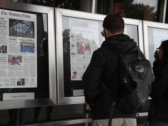 AP Poll Trust in Media
