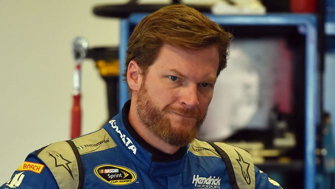 Dale Earnhardt Jr. has missed time in the car because of concussion-like symptoms before.