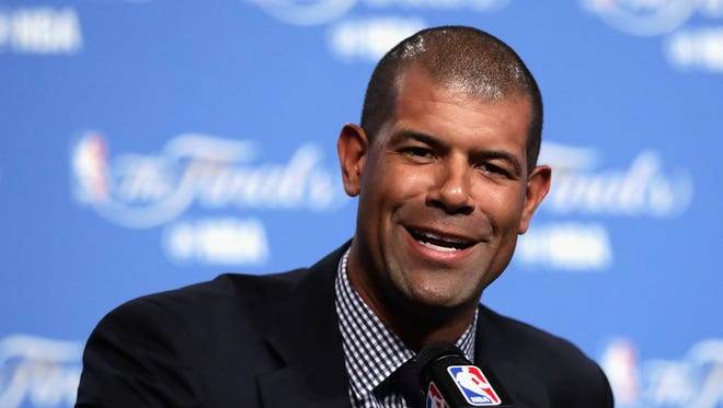Detroit Country Day grad Shane Battier is among those the Pistons are considering for a front-office position, ESPN reported.
