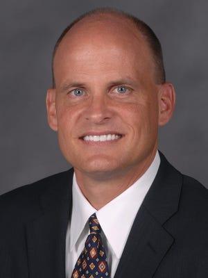 Kent State Director of Athletics Joel Nielsen