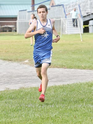 Narragansett Regional senior Hunter Marion's post-graduation plans include running cross country and track at UMass-Lowell where he plans to major in mathematics and minor in education.