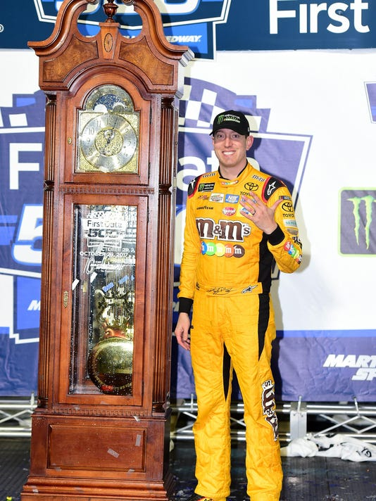 Monster Energy NASCAR Cup Series First Data 500