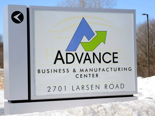Advance Business and Manufacturing Center at Northeast Wisconsin Technical College in Green Bay.