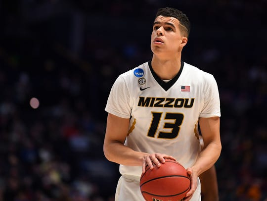 6. Orlando Magic: F Michael Porter Jr., Missouri. Age: