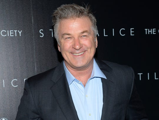 Alec Baldwin as himself.
