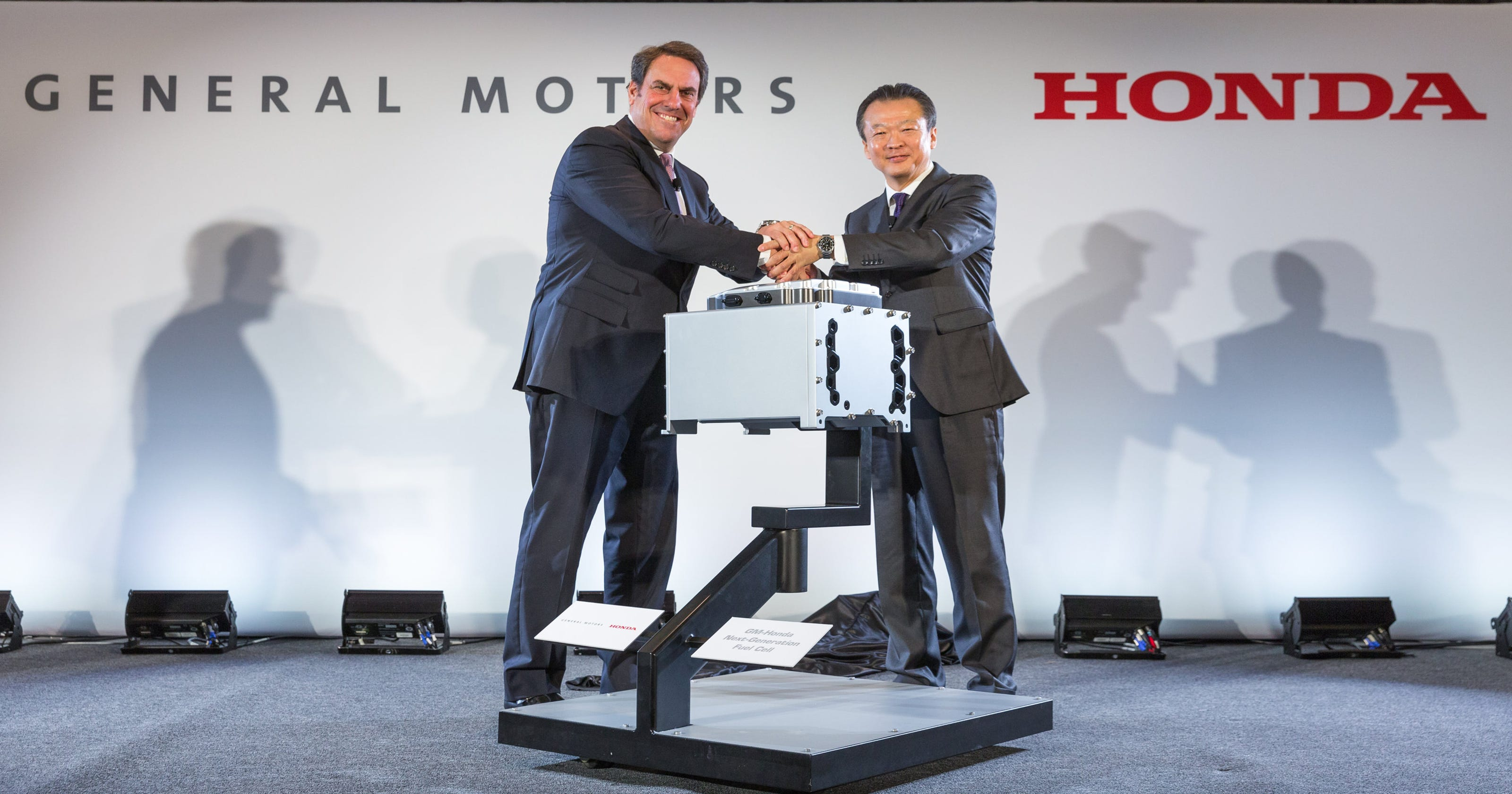 GM Honda Team Up On Fuel Cell Systems
