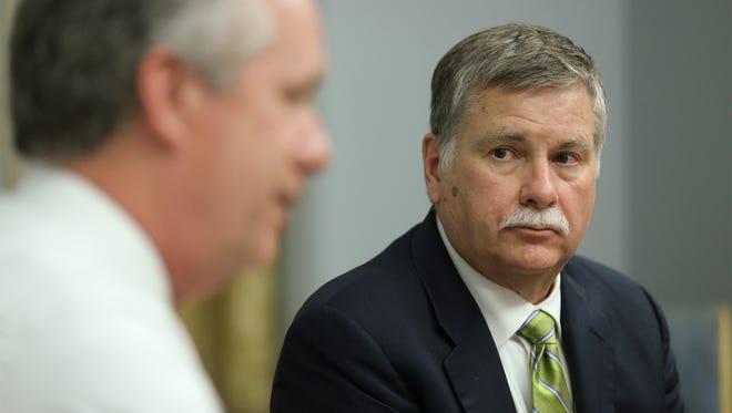 Mayor Greg Fischer has asked Kerry Harvey to help investigate LMPD's Explorer Program.March 17, 2017