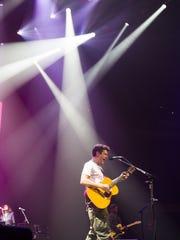 John Mayer performs in concert at Talking Stick Resort