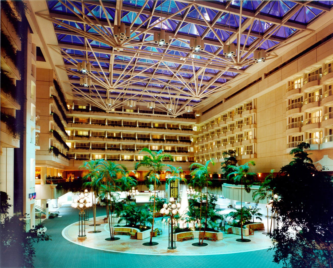 Orlando international airport