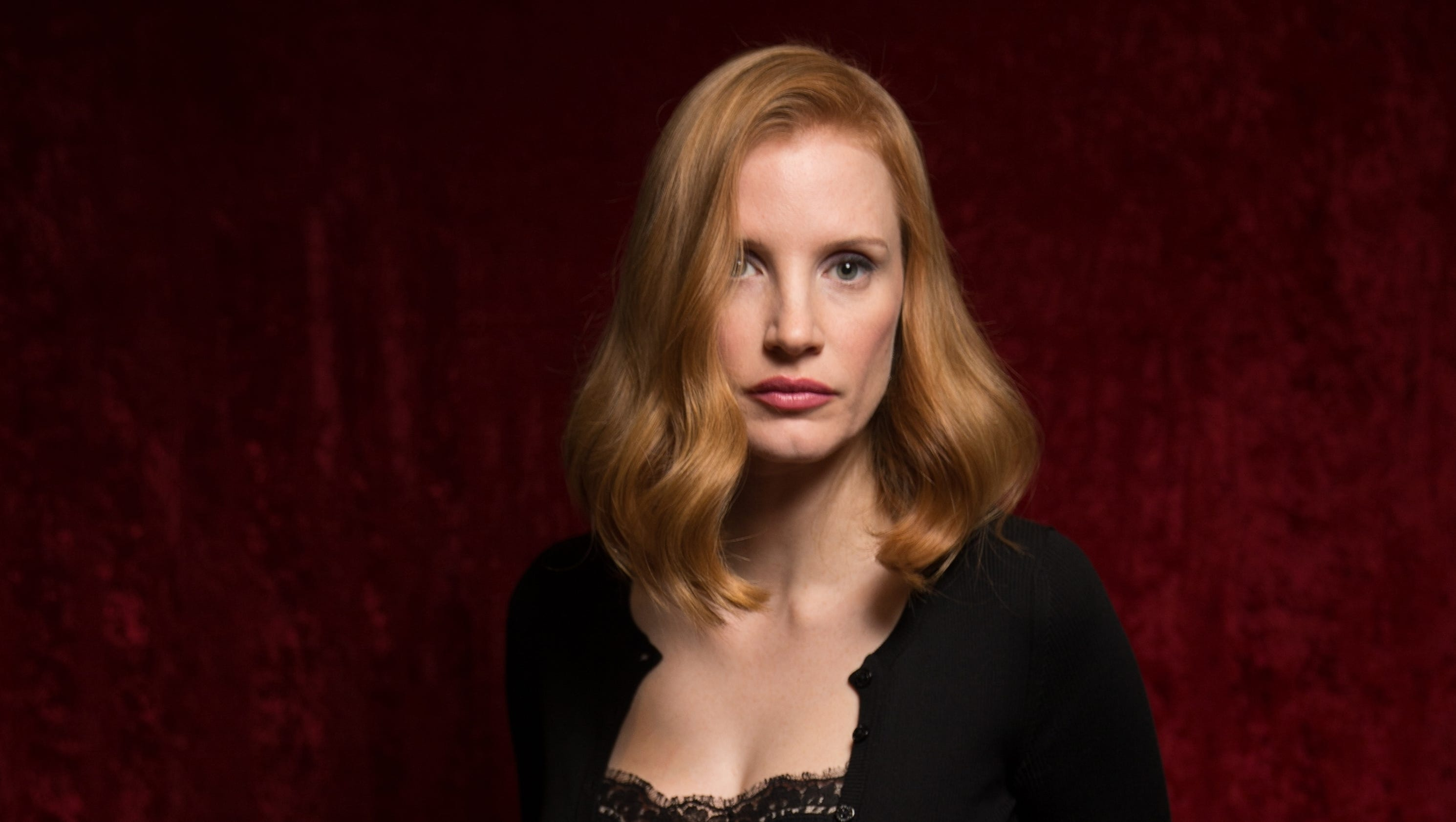 Jessica Chastain: What's wrong with being ambitious?