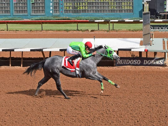 Running Dragon was the second fastest qualifier for