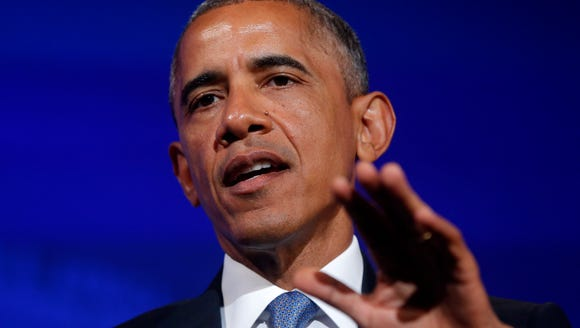 Obama backs efforts to end 'conversion therapy'