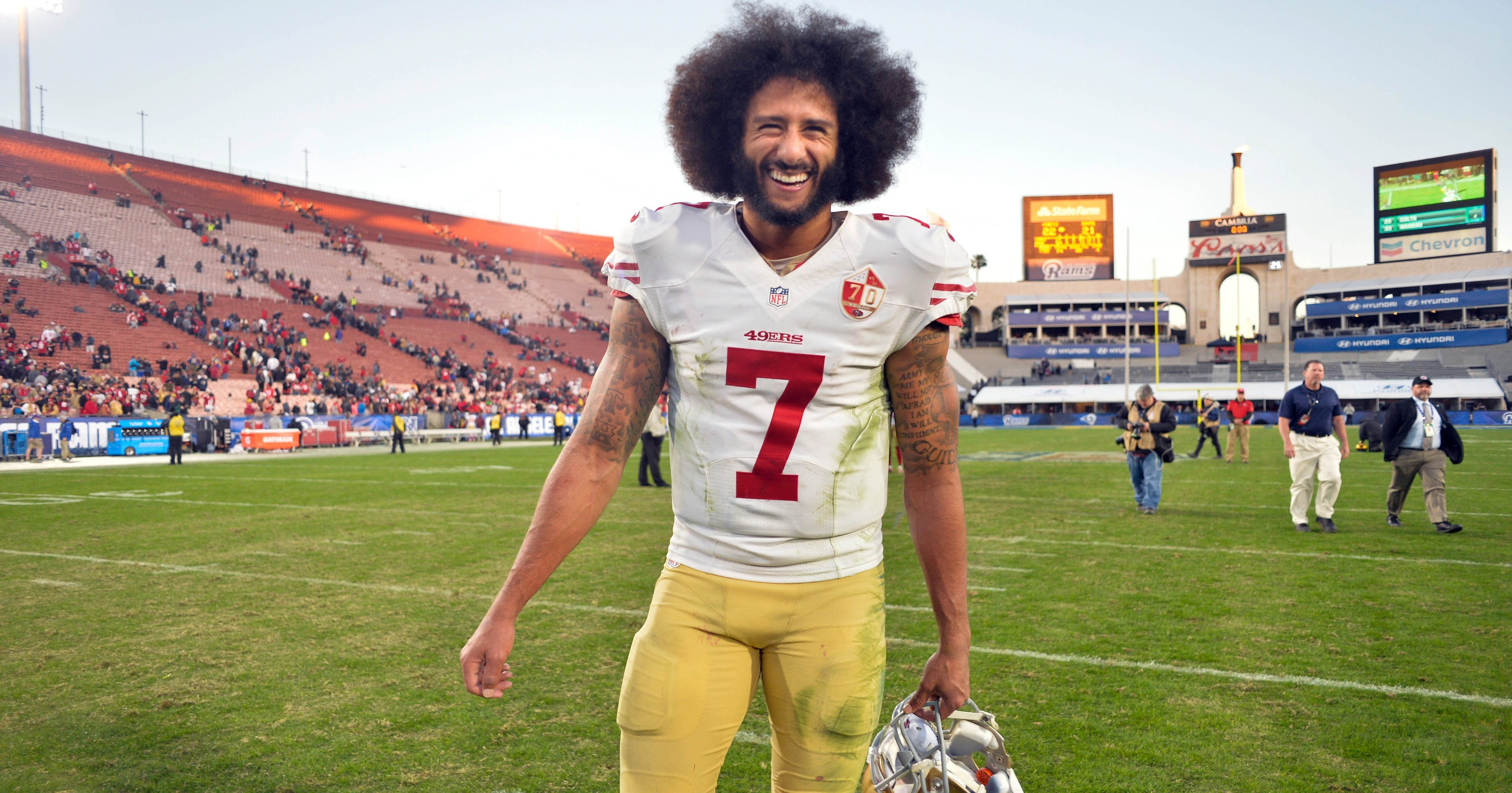 6ae68338e3b Jerry Jones among owners to be deposed in Colin Kaepernick grievance