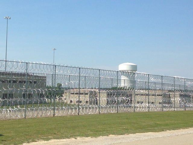 The Shawshank Fugitive: Back behind bars