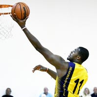 Photos from Day 4 of Moneyball Pro-Am basketball