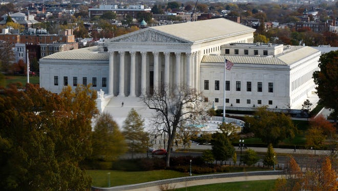 The Supreme Court said Monday it will hear a challenge to partisan gerrymandering in Wisconsin. (Olivier Douliery/Abaca Press/TNS)