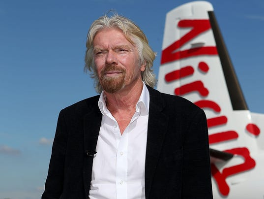 Richard Branson BDays
