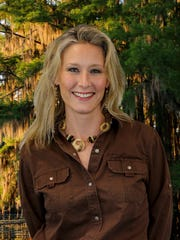 Laura-Ashley Overdyke Executive Director Caddo Lake Institute