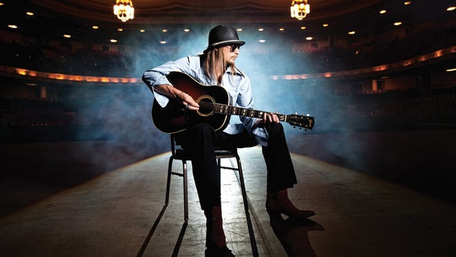 Kid Rock is the first artist ever to sell out the Birds Nest two months in advance.
