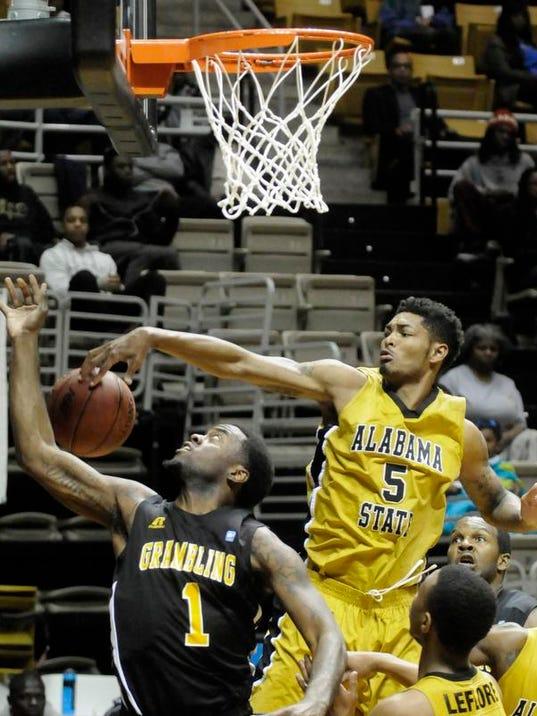 SWAC men's basketball — Alabama State 68, Grambling State ...