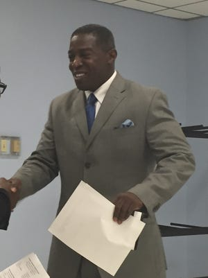 Monroe City Council District 3 candidate Ernest Muhammad