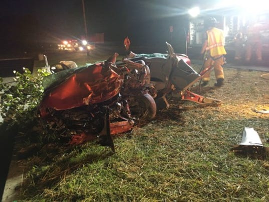 Man Severely Injured In Carlisle Pike Crash