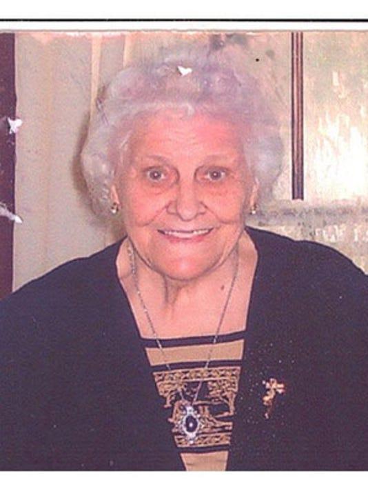 Mary Geneva Mobley