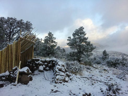 Survival Training School of California, Tehachapi, Calif.: Located where the Mojave Desert meets the Tehachapi mountain range north of Los Angeles, the Survival Training School of California is ideally placed for minimalist survival training in a var
