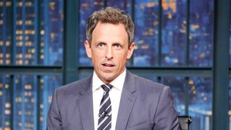 Seth Meyers is taking 'A Closer Look.'