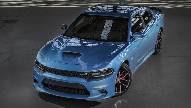 Refreshed 2015 Dodge Charger Offers Full Size Family Room With A Big Dose Of Fun
