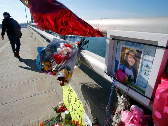 The memorial to Sarah Stern continues to grow on the