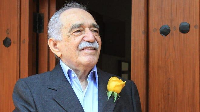 Gabriel García Márquez on March 6 in Mexico City.