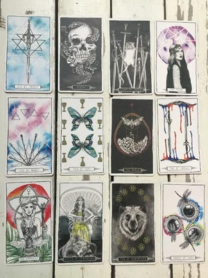 The Weekly Tarotscopes are here for 11/7 - 11/13
