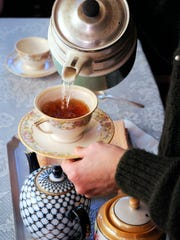 January is National Tea Month.