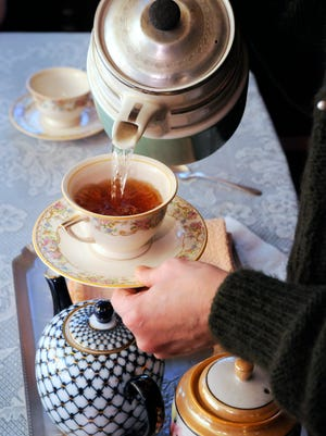 Tea is the most widely consumed beverage in the world, next to water.