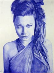 'Amy Lee' by Aaron Perry