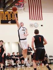 Marcus Domask will spearhead an experienced and deep Waupun boys basketball team this season.