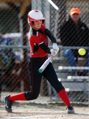 Lourdes Academy topped Oakfield, 9-7, in a Trailways North showdown on Monday.