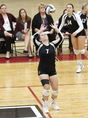 Fond du Lac senior Emily Thompson is the 2017 Reporter Media All-Area volleyball team Player of the Year.