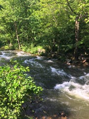 The Nantahala Outdoor Center is nearby, along with the Appalachian Trail and other trails available for hiking, mountain biking and horseback riding.