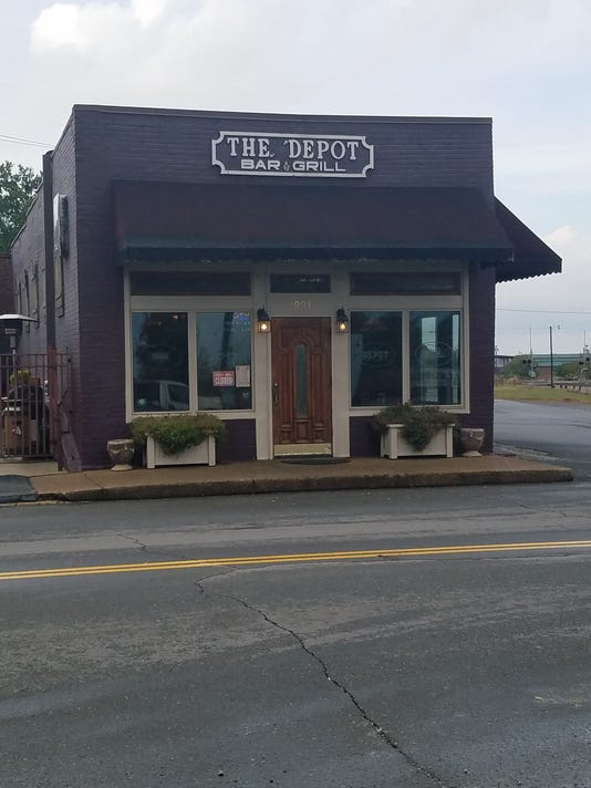 The Depot Bar and Grill