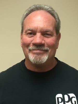 Petal Public Works Director Ken Bullock