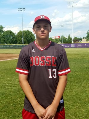 Bosse High School junior Zach Curtis.