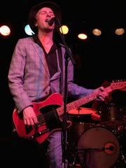 Tommy Stinson performed a last-minute gig in Ithaca in May 2016. He'll return with the same band on Monday at the Haunt, under the revived band name Bash & Pop.