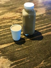 Java Kai Nut Milk made in-house at Wildest Green.