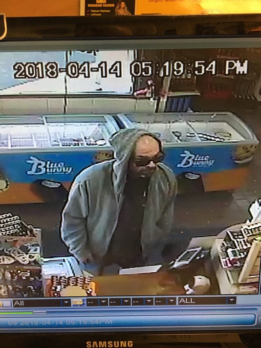 Sparks robbery suspect