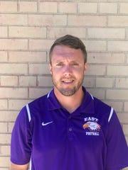Steve Flagler, East High co-varsity football coach