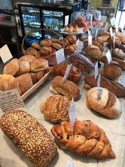 There are 20 varieties of bread at The Kneaded Bread in Port Chester. The bakery recently celebrated 20 years in business. Photographed June 14, 2018