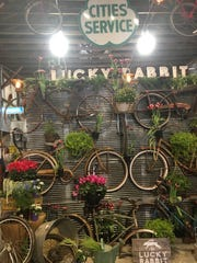 The Lucky Rabbit, owned by Abby and Brandon Thaxton,